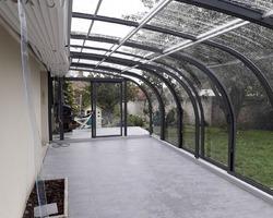 Abris Confort - ETERVILLE - Abri de terrasse : Saphir Solar