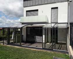 Abris Confort - ETERVILLE - Abri de terrasse : Saphir Topaz