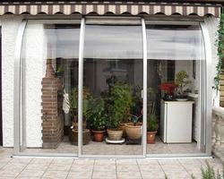 Abris Confort - ETERVILLE - Abri de terrasse : Loggia
