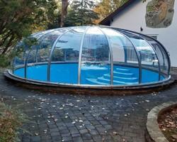 Abris Confort - ETERVILLE - Abris de piscine